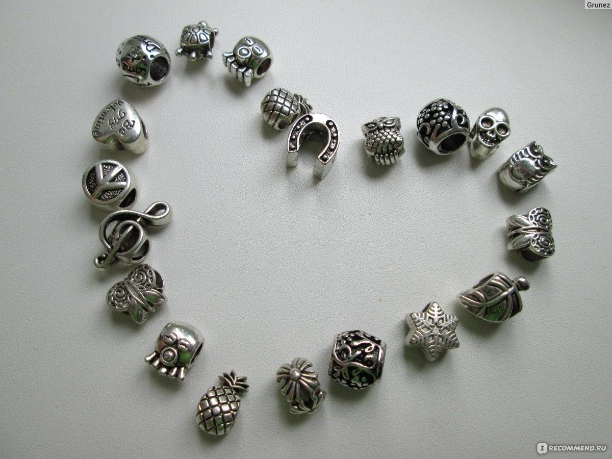 Украшение из серебра пандора фото