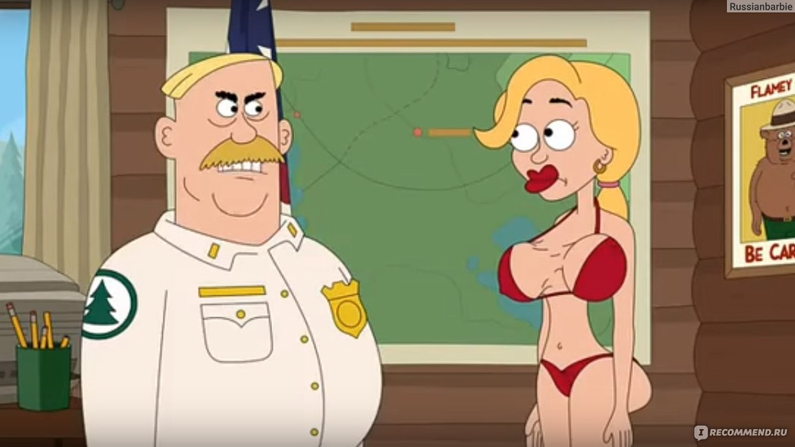 Этель из бриклберри порно