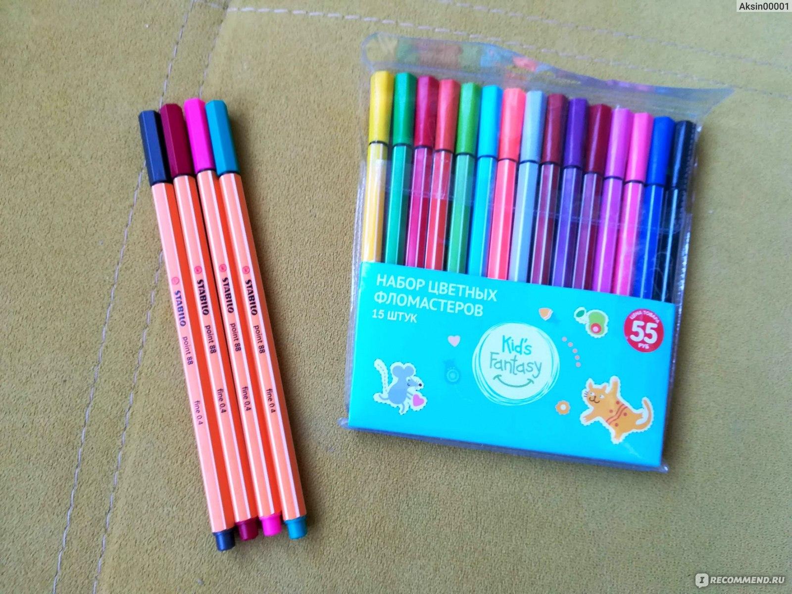 Обои markers, цветные, фломастеры, Color. Разное foto 12