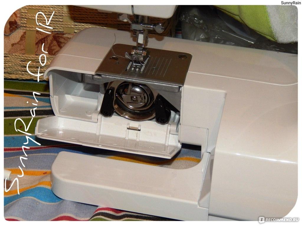 Ремонт швейной машинки хускварна своими руками6