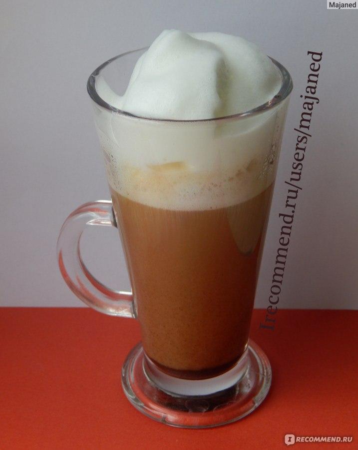 Капучино в домашних условиях с кофемашиной 616
