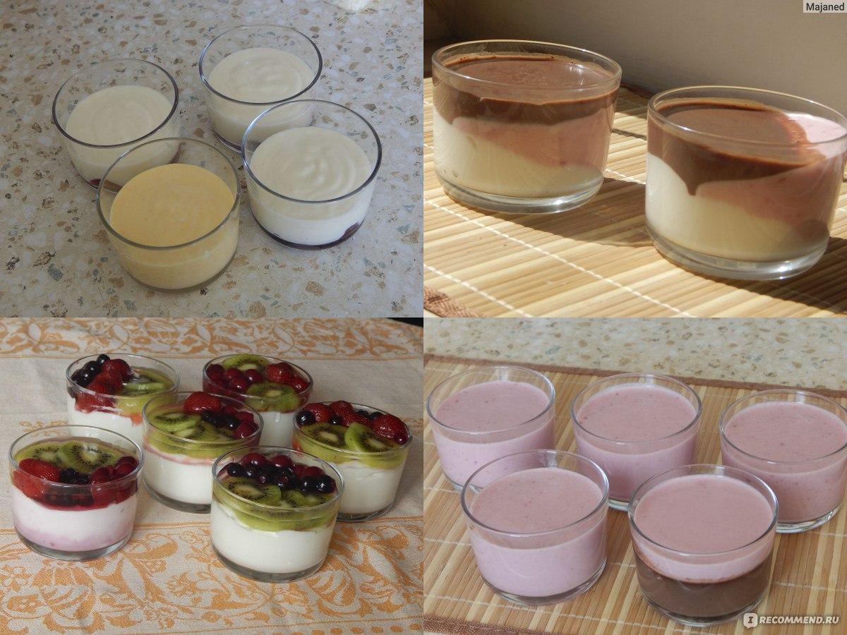 Легкие рецепты десертов в домашних условиях 42