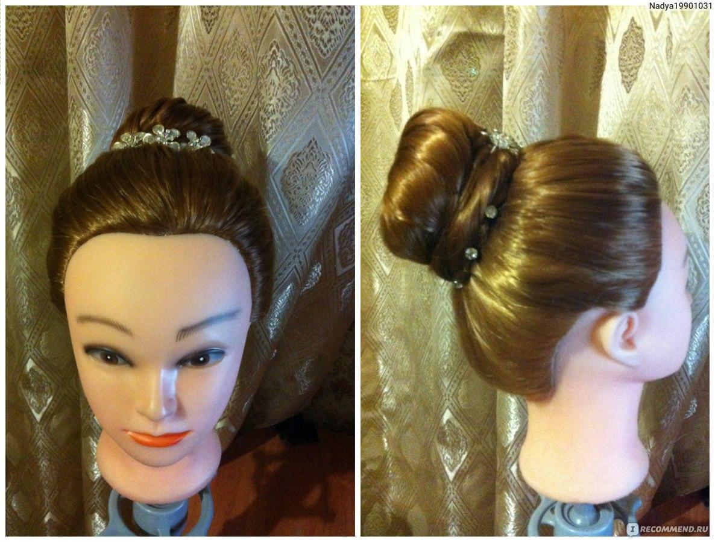 Причёски на болванке фото