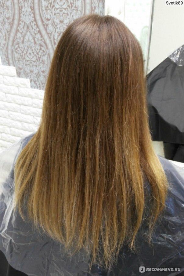 Отзывы о нанокератин для волос