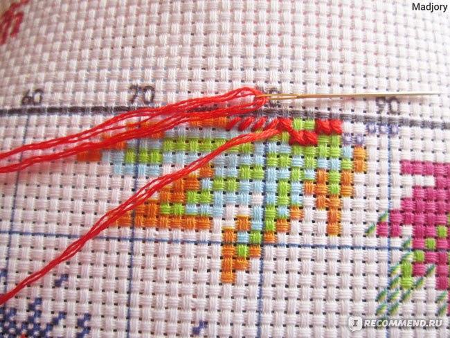 Вышивка крестом с алиэкспресс во сколько ниток вышивать 67