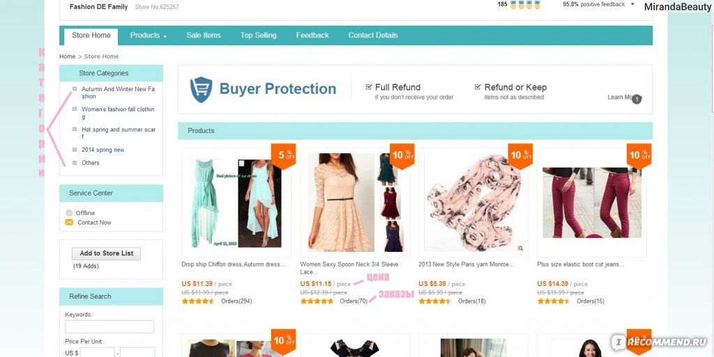 Оптовая закупка одежды на алиэкспресс