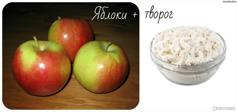 Трехдневная яблочная диета результаты
