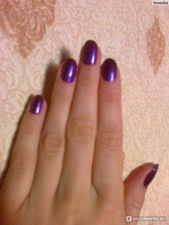 Фото накрашенных ногтей
