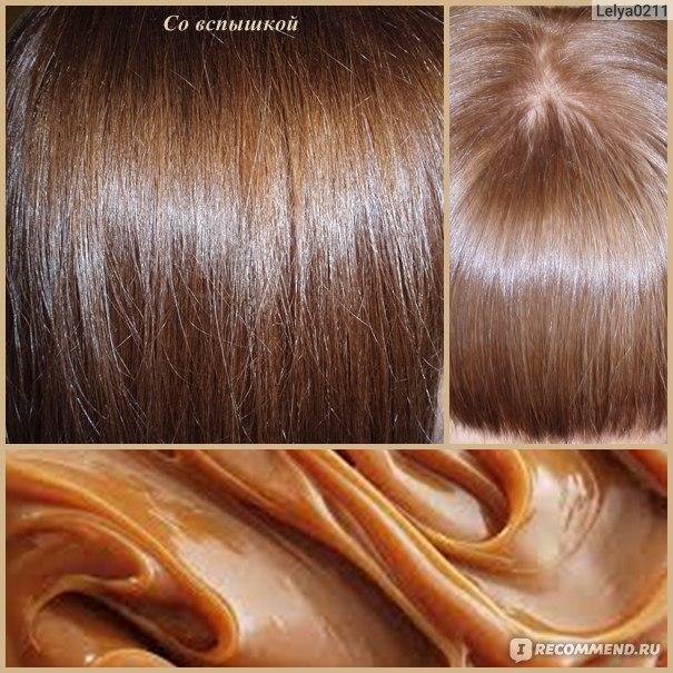 Капус профессионал краска для волос палитра цветов фото