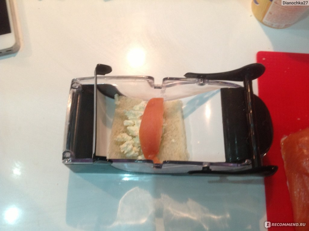 машинка для роллов рецепты
