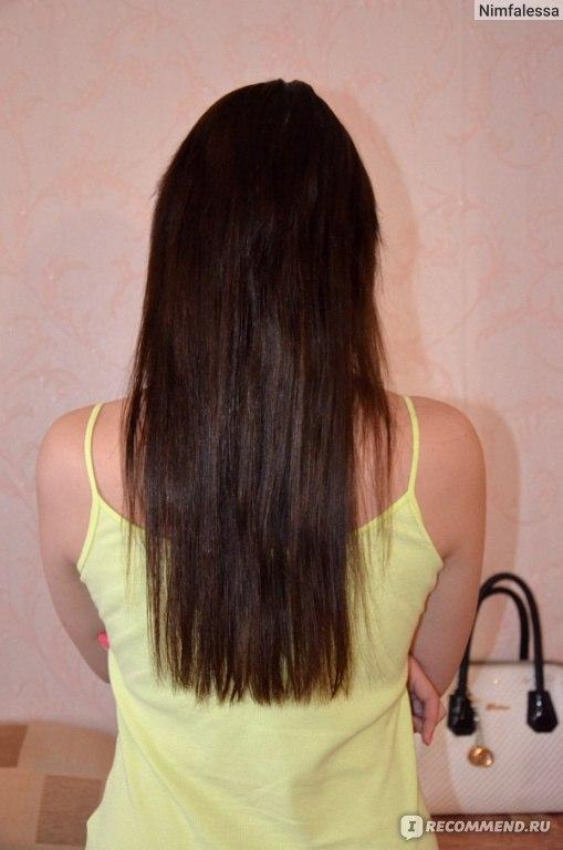 сильное восстановление волос