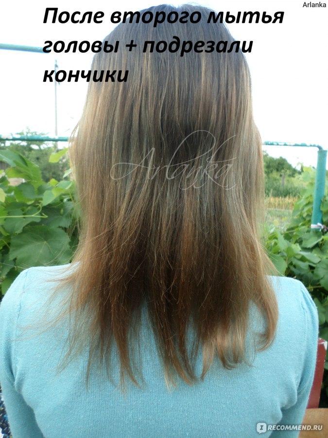 ботокс для волос на сколько хватает эффекта