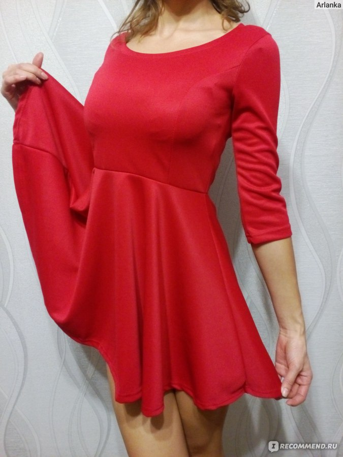 Платье С Алиэкспресс