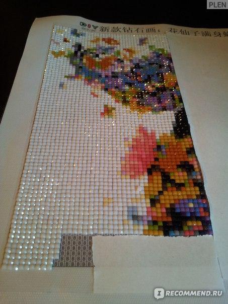 Как заказать на алиэкспресс алмазную вышивку по фото 319