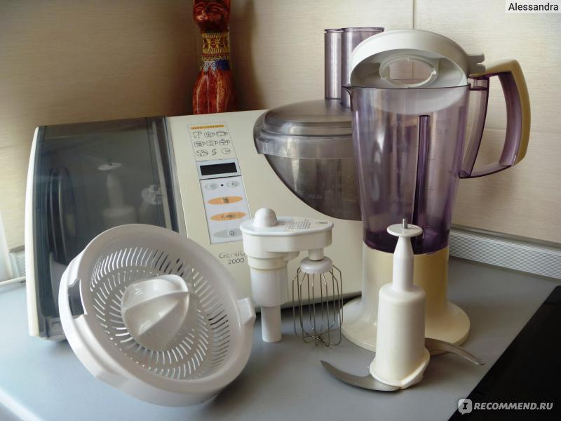 Кухонный комбайн moulinex отзывы