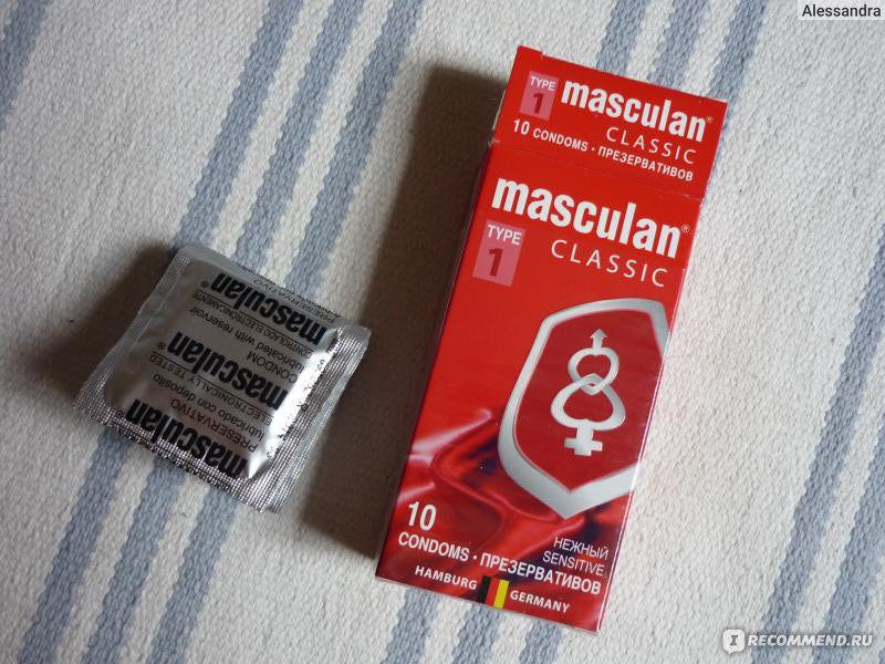 Masculan Ultra Strong Презервативы особо прочные