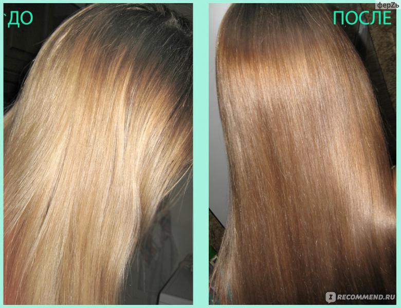 Краска для волос шот палитра