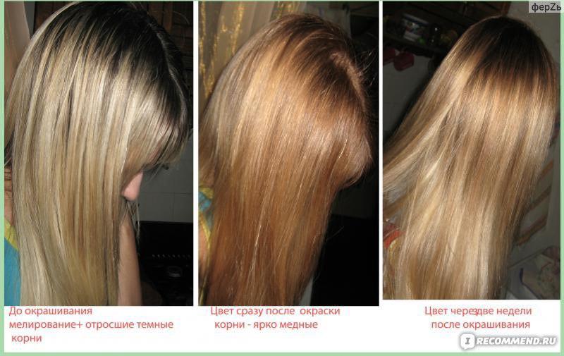 Можно ли красить волосы после мелирования