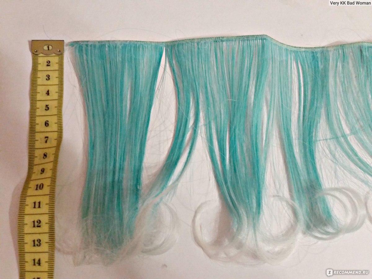 Трессы из волос в домашних условиях 455