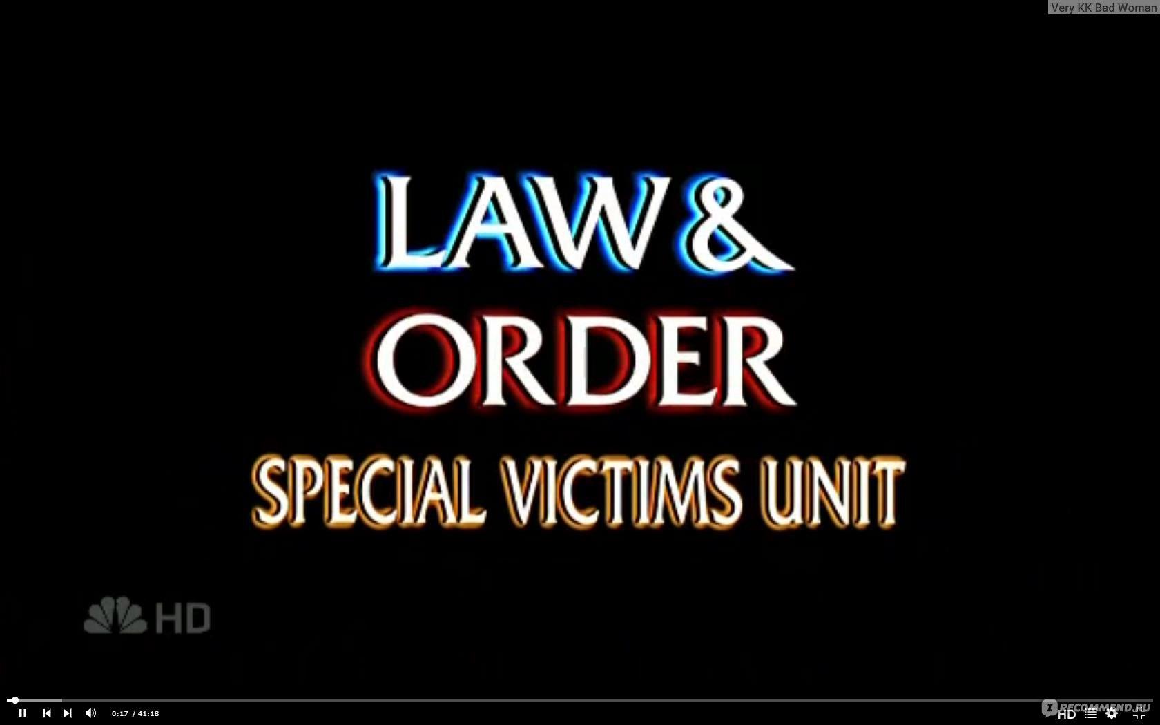 Закон и порядок. Специальный корпус - «На экране с 1999 года, 20 ... 4255058085d