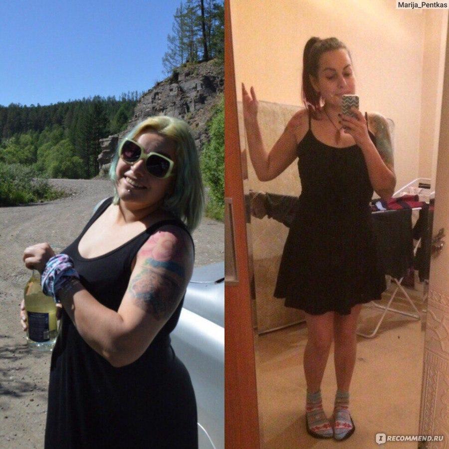 Реально похудеть на 25 кг