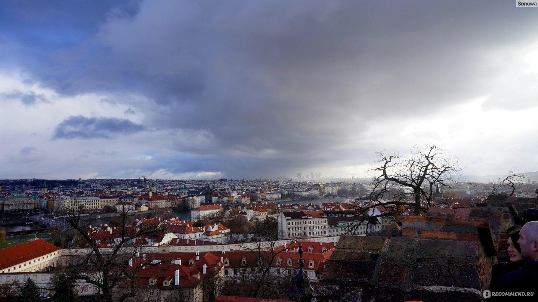 Чехия Прага  Поездка в Прагу на супер поезде из Москвы