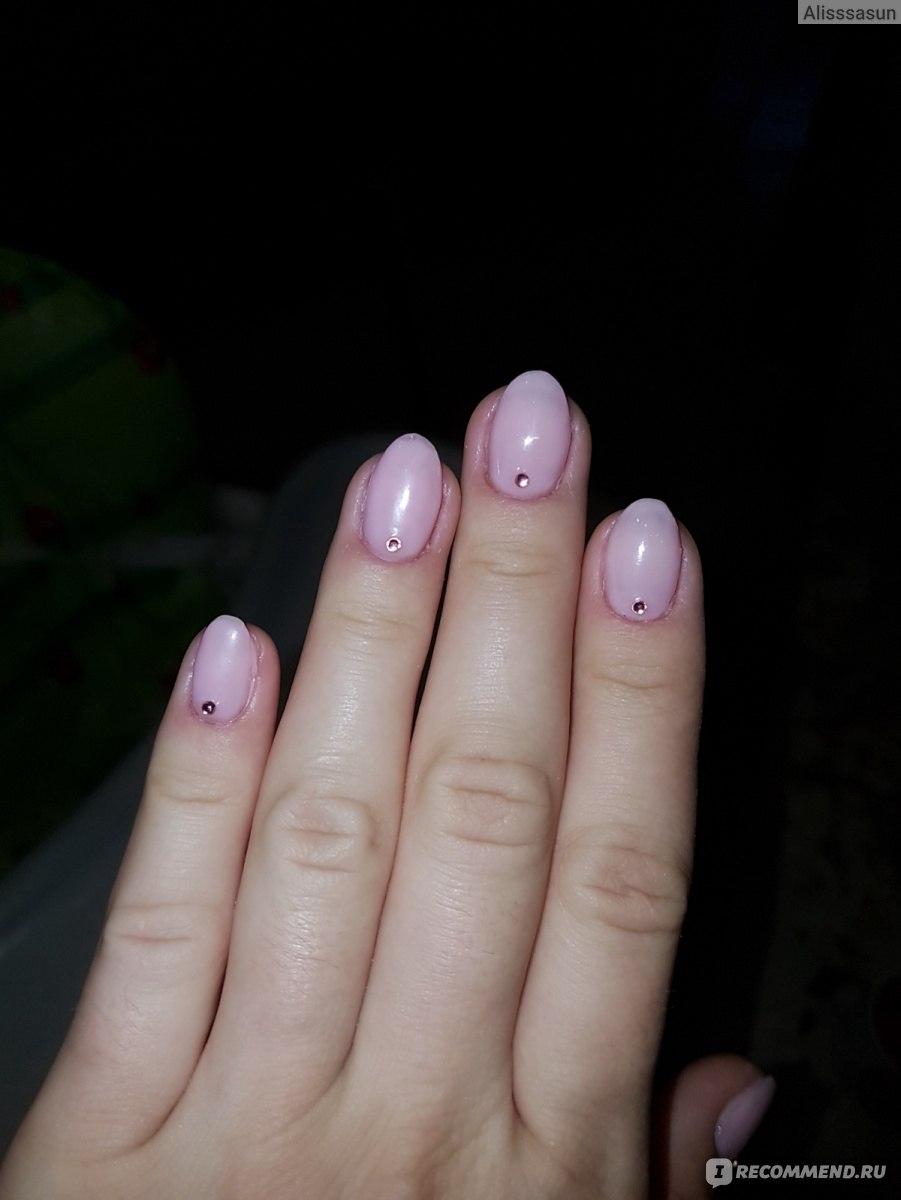 Укрепление ногтей акрилом отзывы