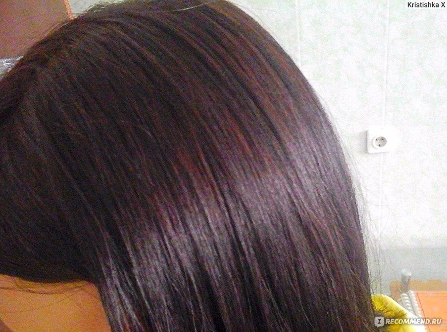 После кокосового масла волосы сухие