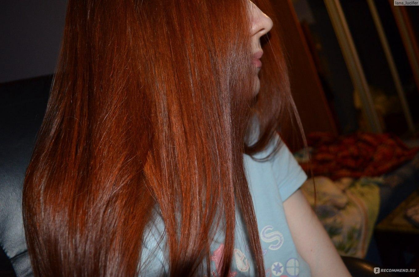 Как покрасить волосы хной 82
