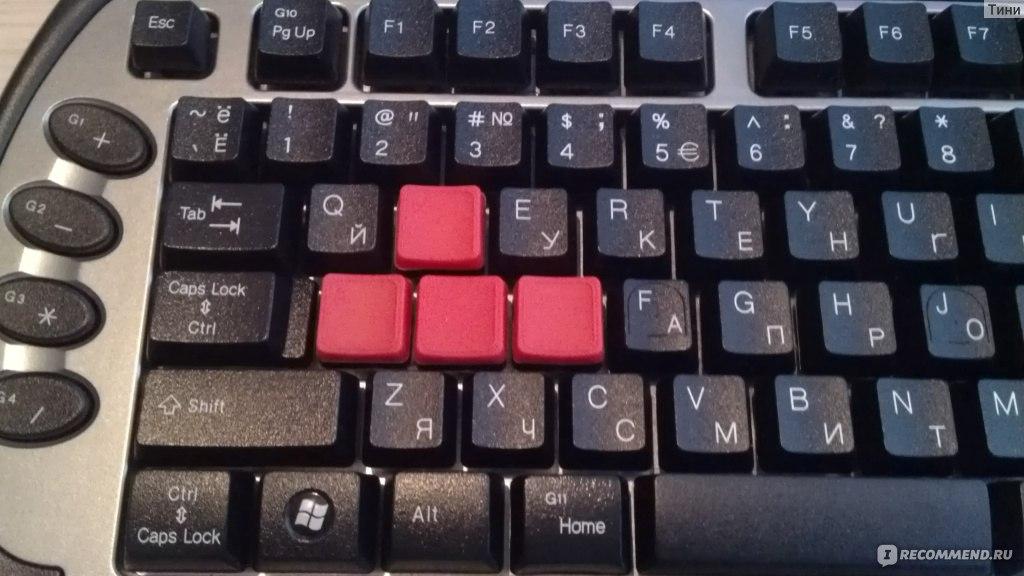 Почему клавиатура не печатает на ноутбуке