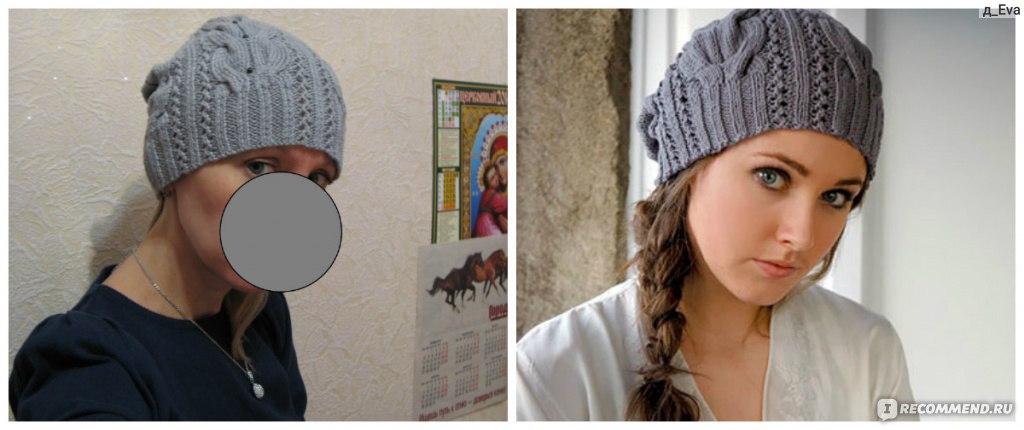 Я люблю вязать шапки