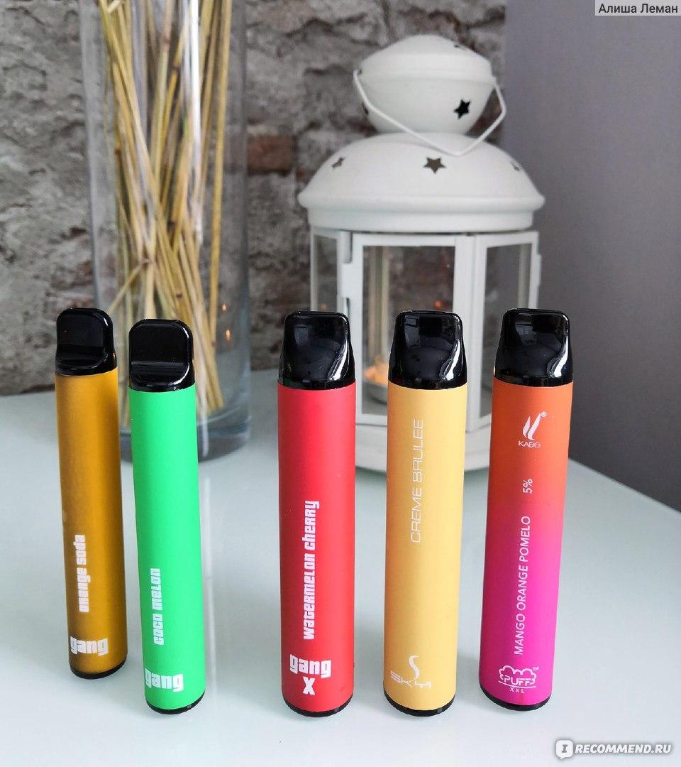 Gang электронная сигарета одноразовая одноразовые электронные сигареты со вкусом табака купить