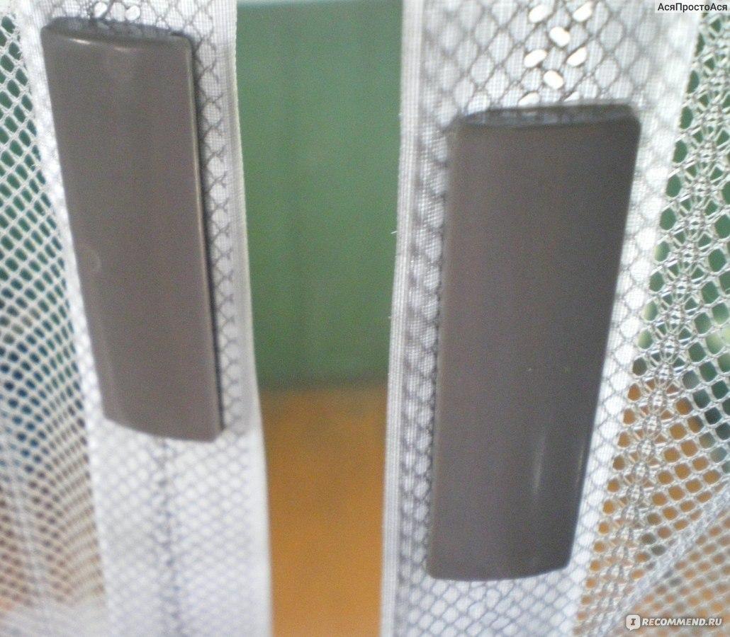 Как сделать антимоскитную сетку на магнитах