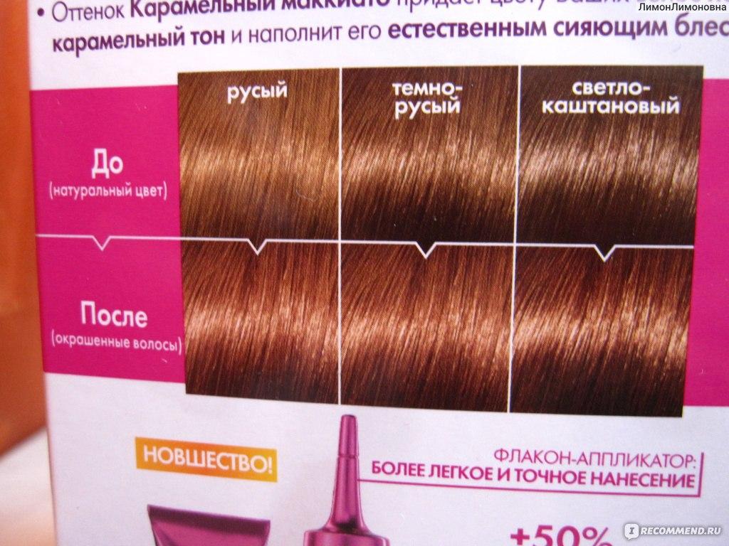 название оттенков рыжего цвета волос фото