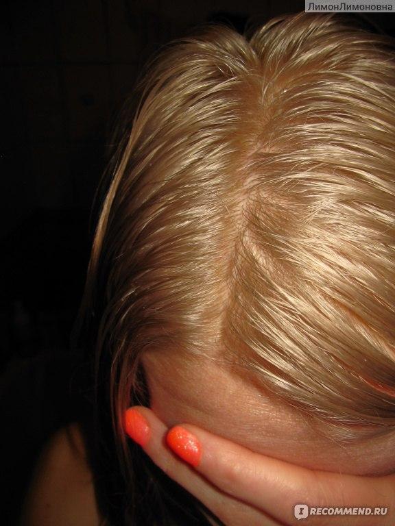 Пепельный белокурый цвет волос