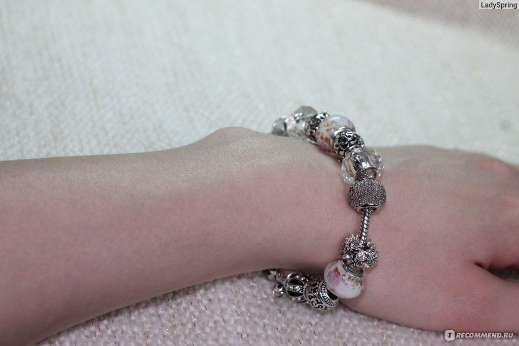 PANDORA Bracelets - Silver, Gold & Leather | PANDORA
