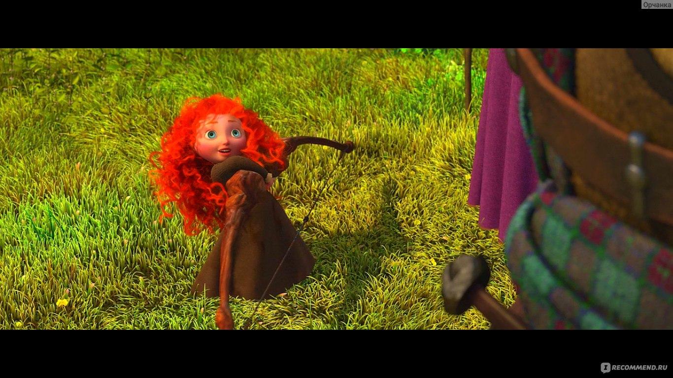Храбрая сердцем смотреть онлайн бесплатно мультфильм