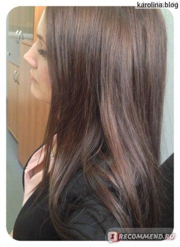 Грязно-желтые волосы