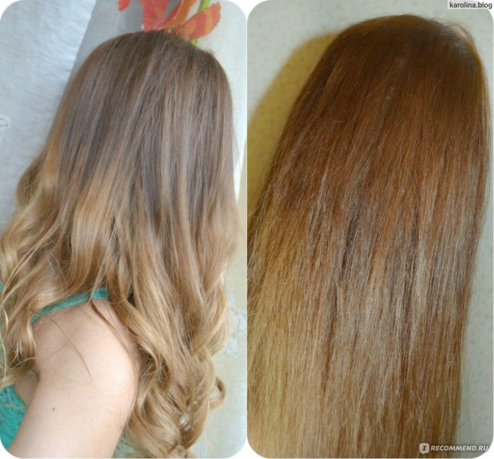 Эстель тоник для волос русый