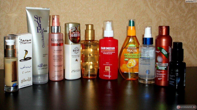 спрей для волос защита от утюжка