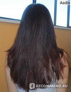 Lady Henna Краска для волос на основе хны Темно-коричневый
