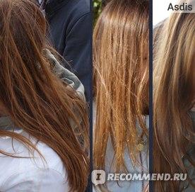 """Травяная краска для волос Lady Henna - """"моя история началась с несоответствия оттенка..(восстановление волос,как смыть хну,спосо"""
