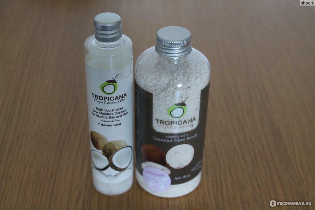 кокосовое масло от паразитов