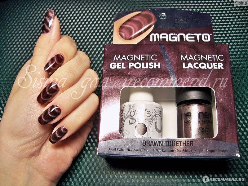 Как сделать коричневый цвет из гель лаков