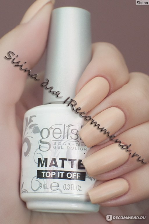Как сделать лак для ногтей матовым