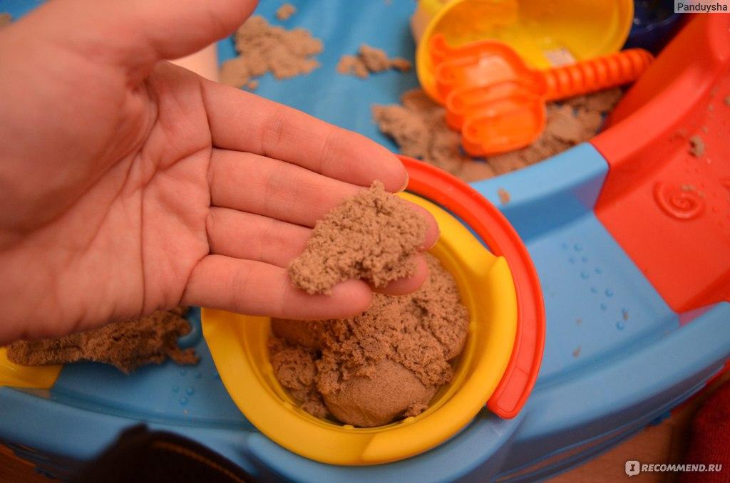 Фото сыпется песок