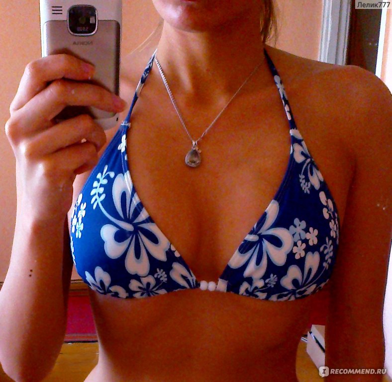 Массаж груди может увеличить размер