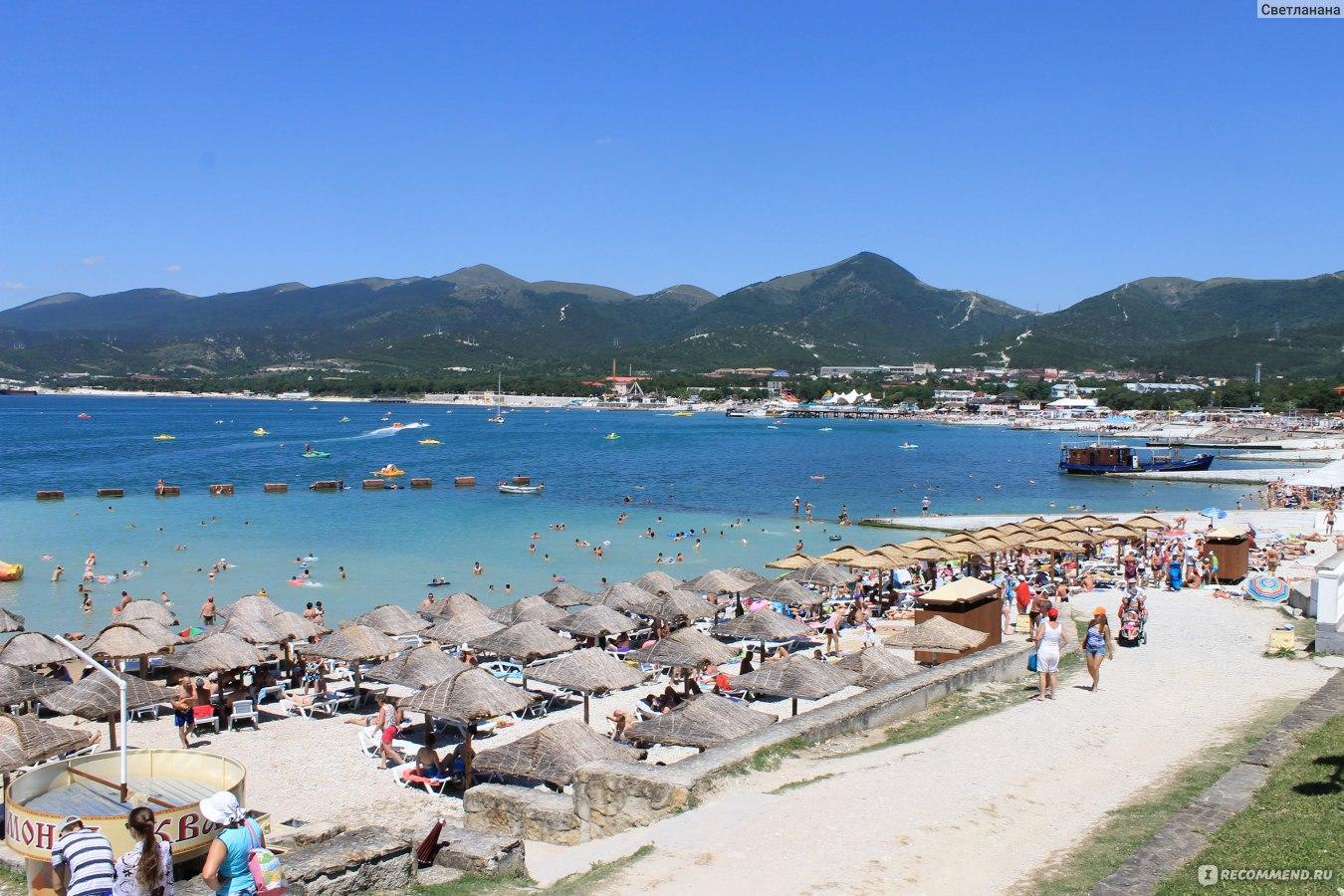 Кабардинка фото города и пляжа 2018