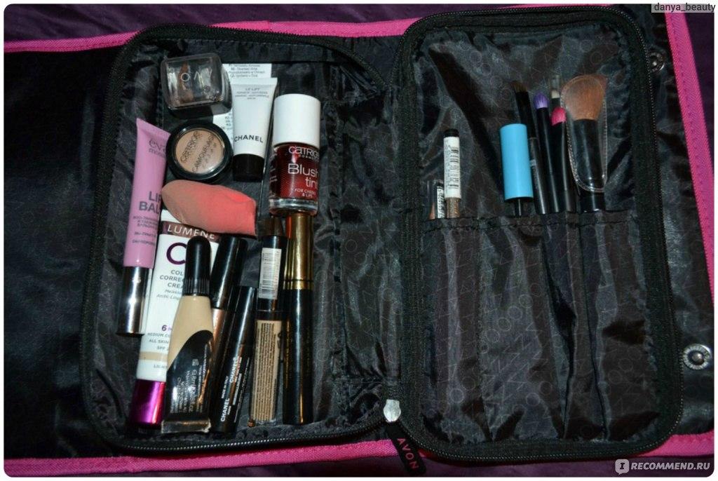 Дорожная косметичка Avon Travel Beauty Organizer - «Как ...: http://irecommend.ru/content/kak-organizovat-khranenie-kosmetiki-s-minimalnym-zatratom-territorii-i-maksimalnym-komfortom