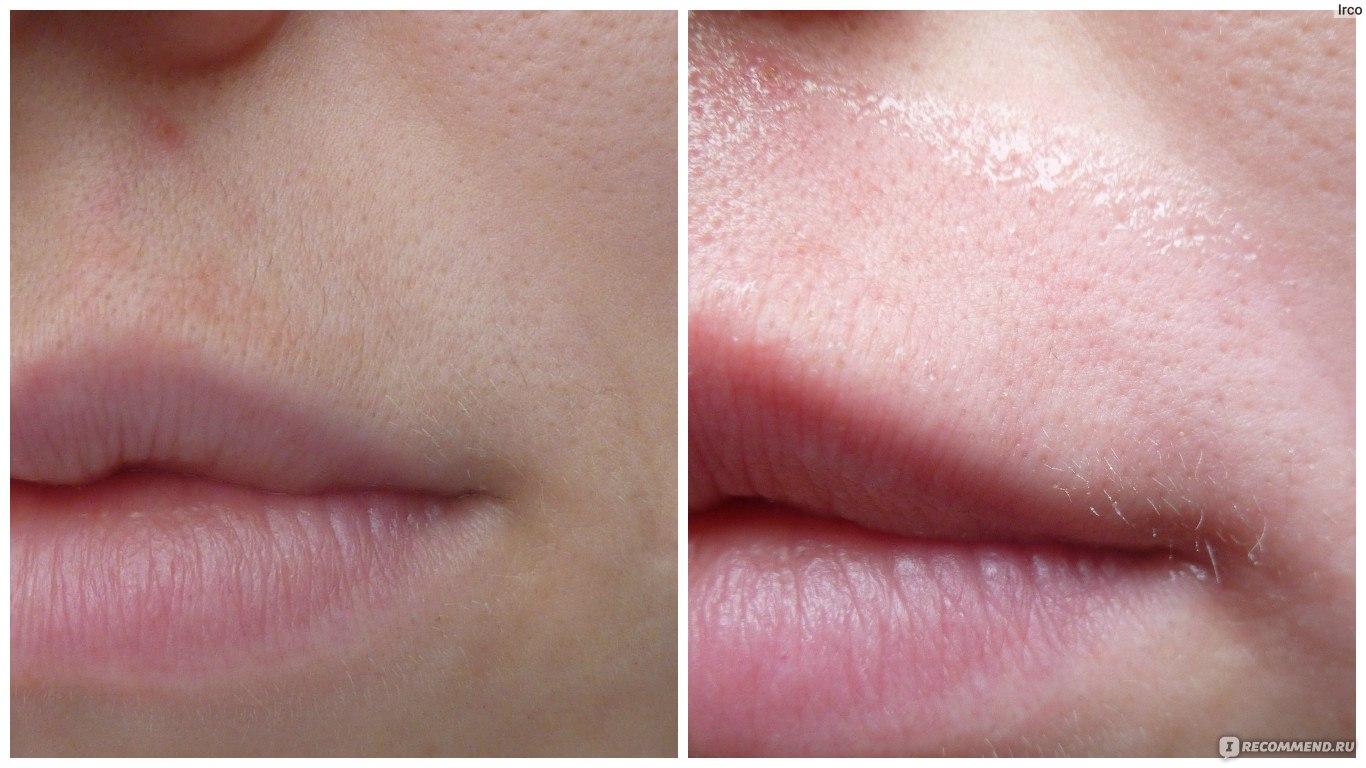 Восковые полоски для лица deep depil отзывы
